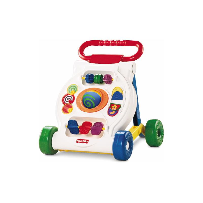 Mattel Fisher-Price Activity Lauflernwagen