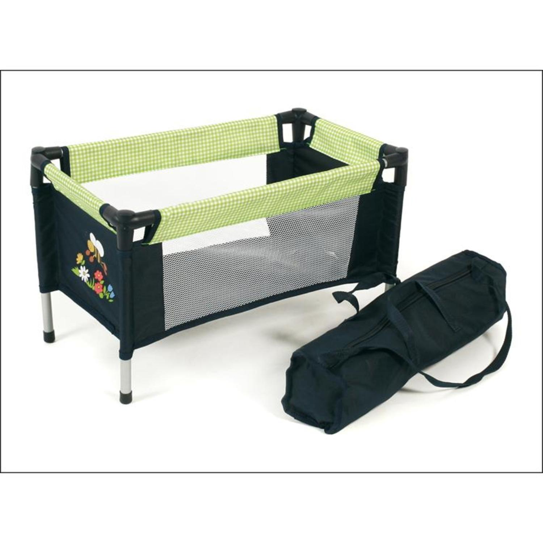 bayer chic 2000 652 16 puppen reisebett design bumblebee. Black Bedroom Furniture Sets. Home Design Ideas