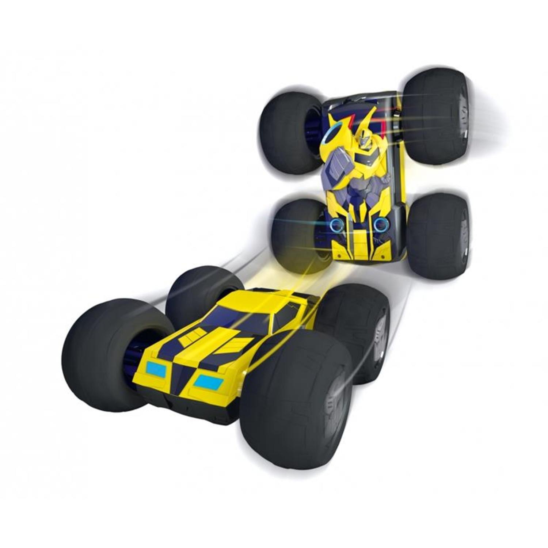 Dickie  transformers rc flip ´n´ race bumblebee