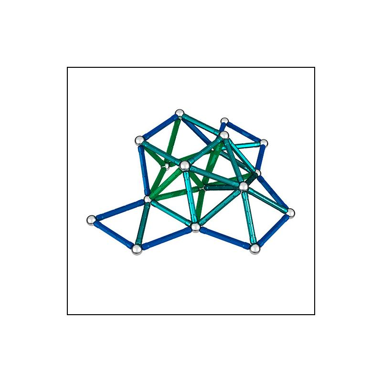 geomag 254 geomag color 86 tlg - Geomag Color 86