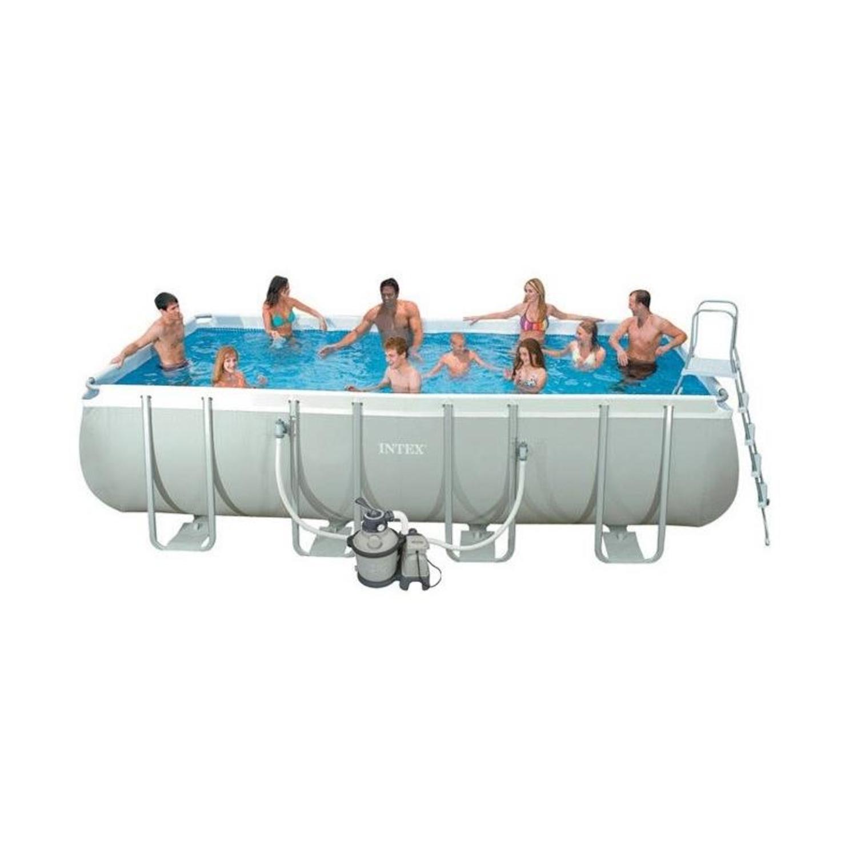 intex 28352gs swimming pool ultra frame 549x274x132 cm. Black Bedroom Furniture Sets. Home Design Ideas