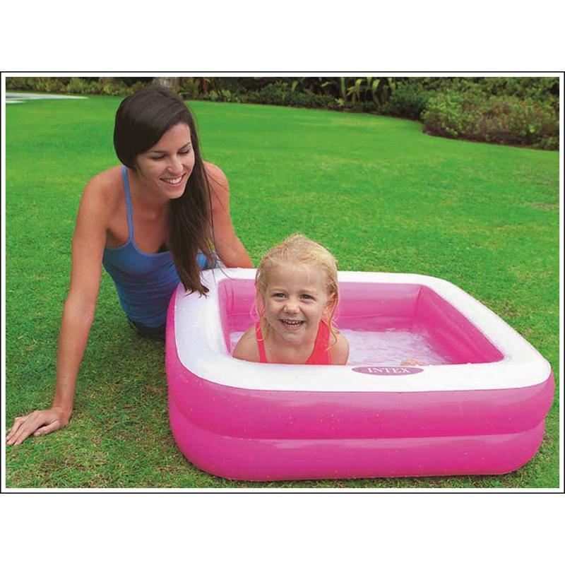 Intex babypool play box schwimmbad und saunen for Swimming pool testsieger