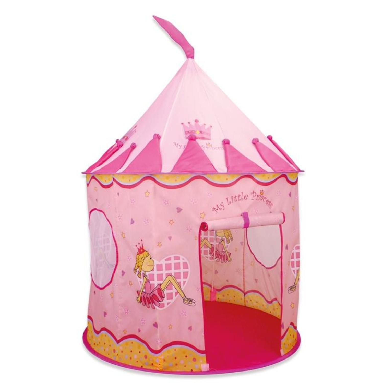 knorrtoys 55508 spielzelt little princess bunt. Black Bedroom Furniture Sets. Home Design Ideas