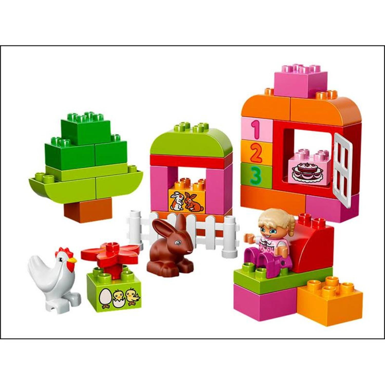 Lego 10571 duplo gro e steinebox m dchen for Duplo adventskalender