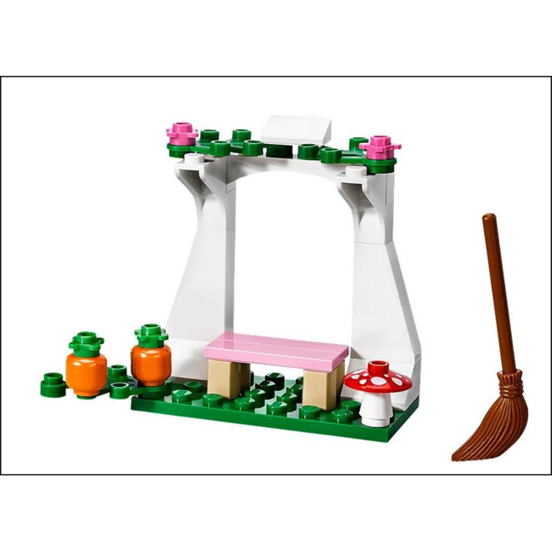lego 41053 disney princess cinderellas verzauberte kutsche. Black Bedroom Furniture Sets. Home Design Ideas