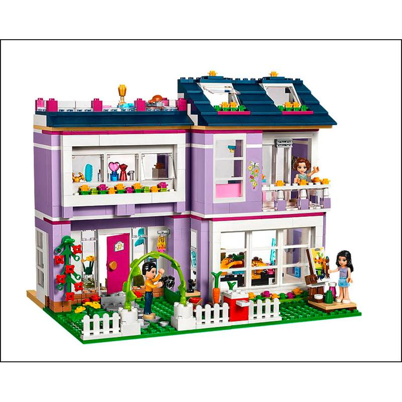 Конструктор Lego Friends День рождения: салон красоты 41114