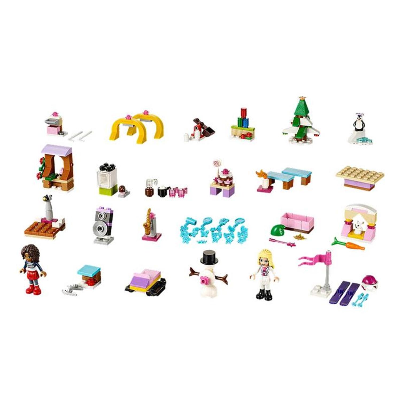 Lego 41102 friends adventskalender - Adventskalender duplo ...