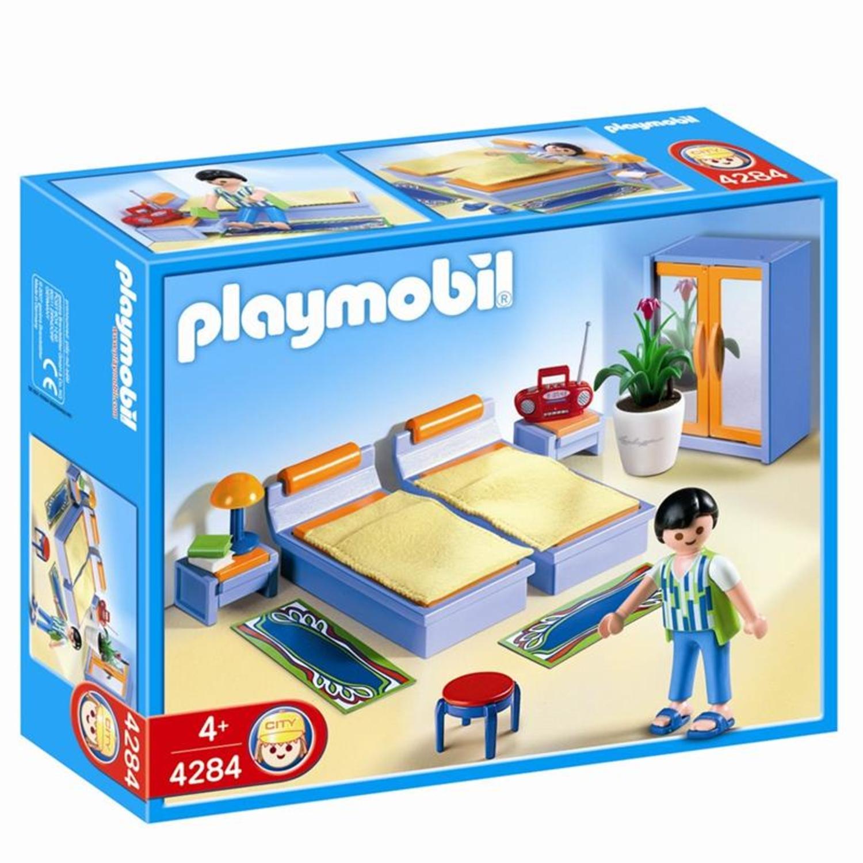 Playmobil 4284 modernes elternschlafzimmer