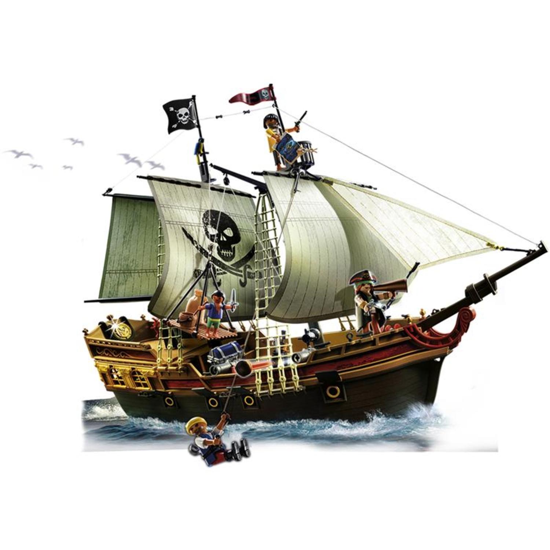 playmobil 5135 piratenbeuteschiff