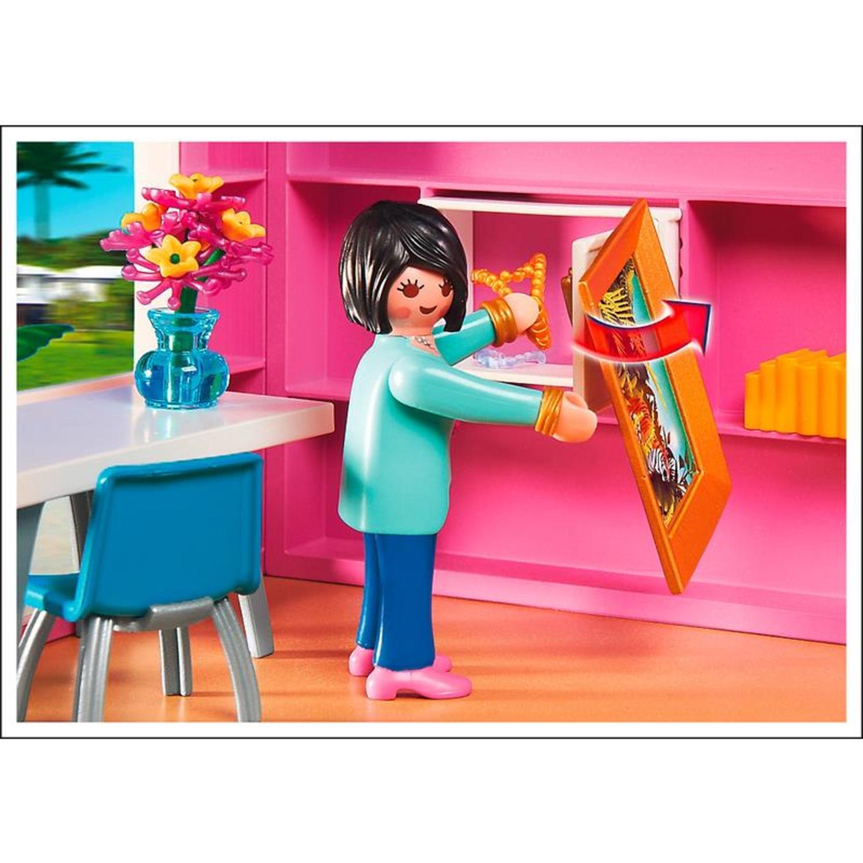 Playmobil 5574 moderne luxusvilla - Playmobil esszimmer ...