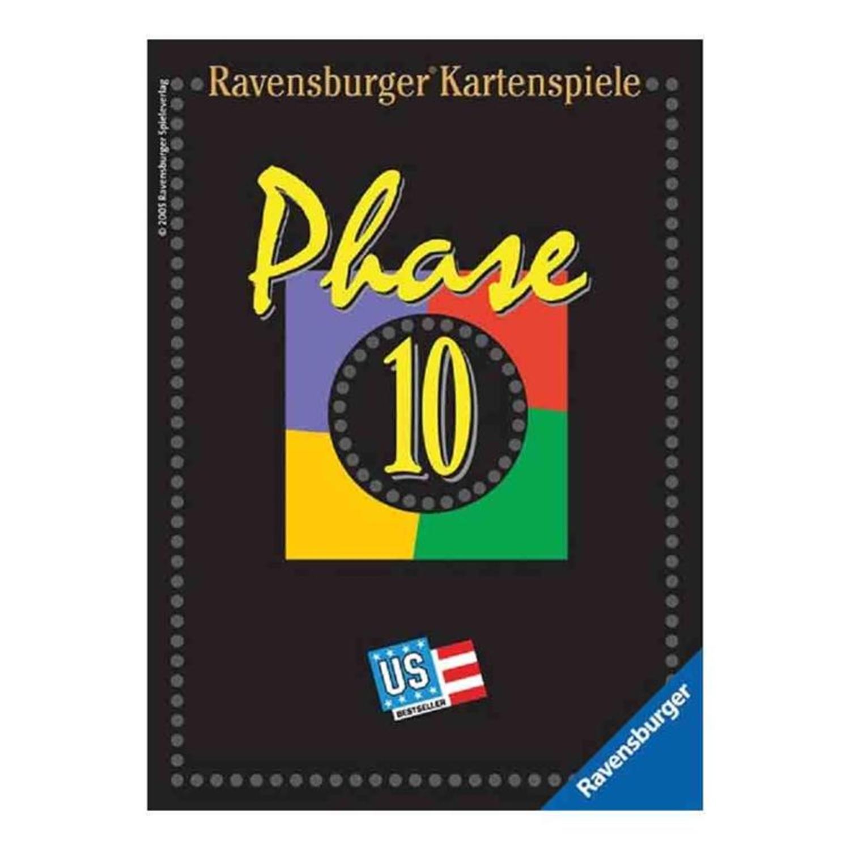 Phase 10 Kartenspiel Ravensburger