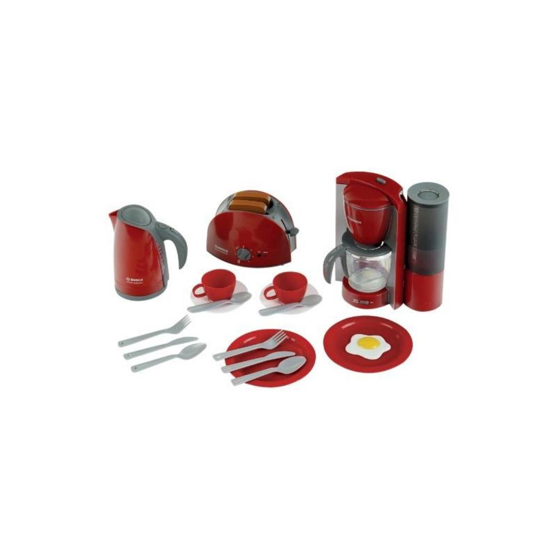 Bosch Küchenset Kinder ~ theo klein 9564 bosch küchenset groß rot