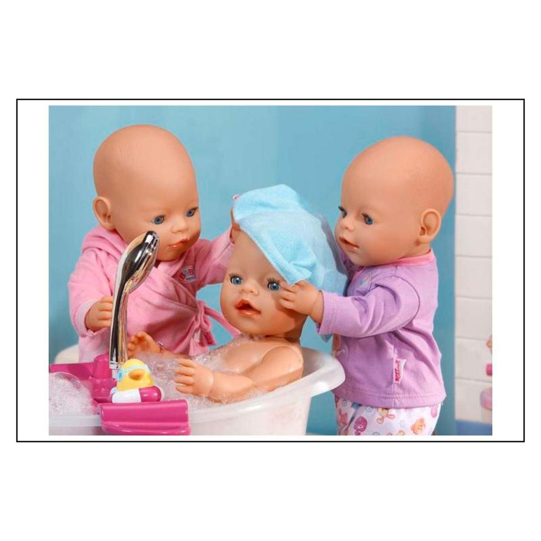 zapf creation 818183 baby born interaktive badewanne mit. Black Bedroom Furniture Sets. Home Design Ideas