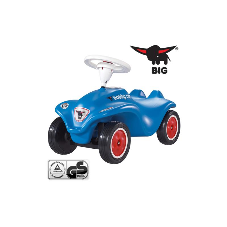 big 800056201 new big bobby car blau. Black Bedroom Furniture Sets. Home Design Ideas
