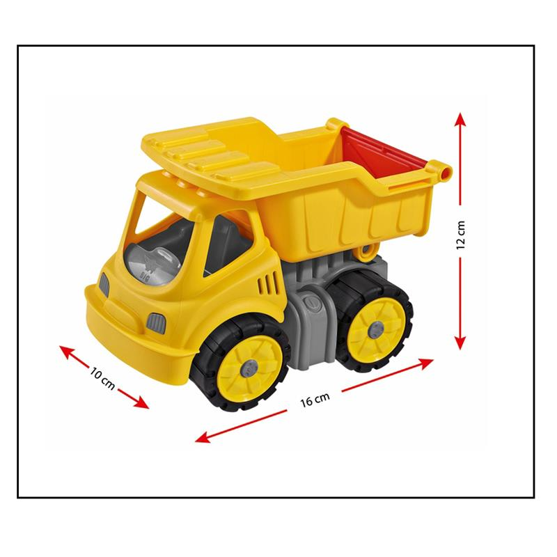 big 800055801 power worker mini kipper. Black Bedroom Furniture Sets. Home Design Ideas