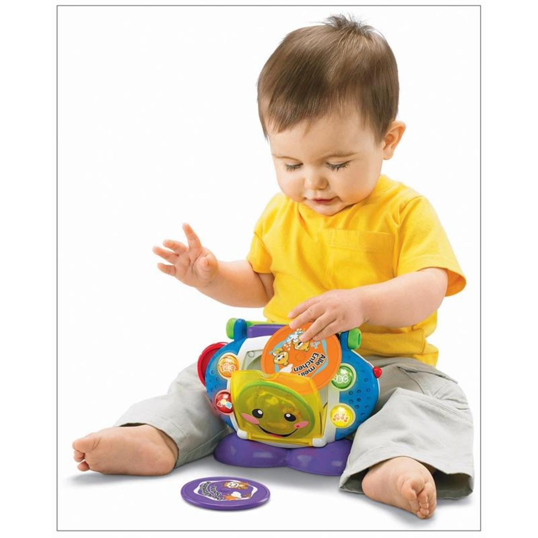 Mattel P2672 Fisher-Price Lernspaß CD-Spieler