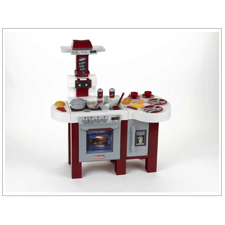 Theo Klein 9123 MIELE Großes Küchencenter mit Sound | {Küchencenter 23}