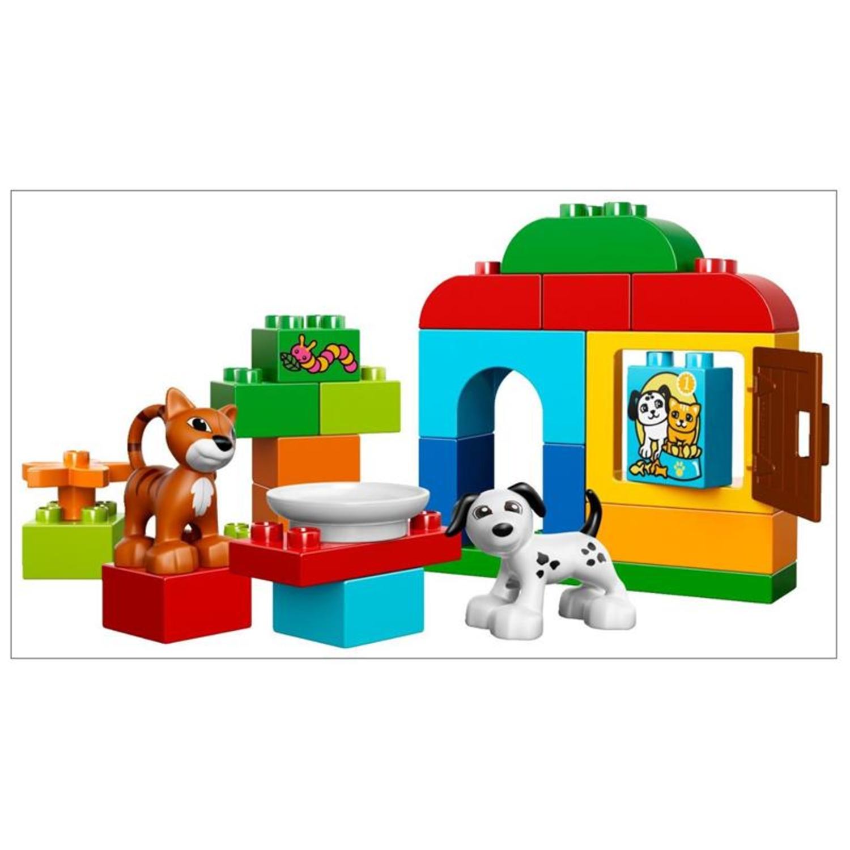Lego 10570 duplo starter steinebox for Duplo adventskalender