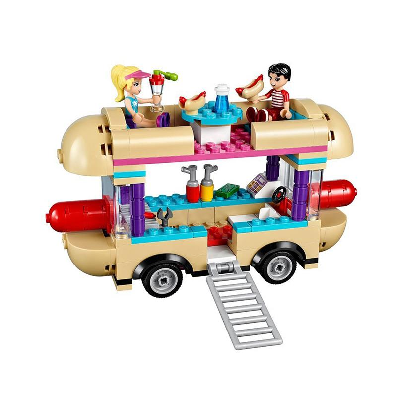 Lego Friends Hot Dog Stand