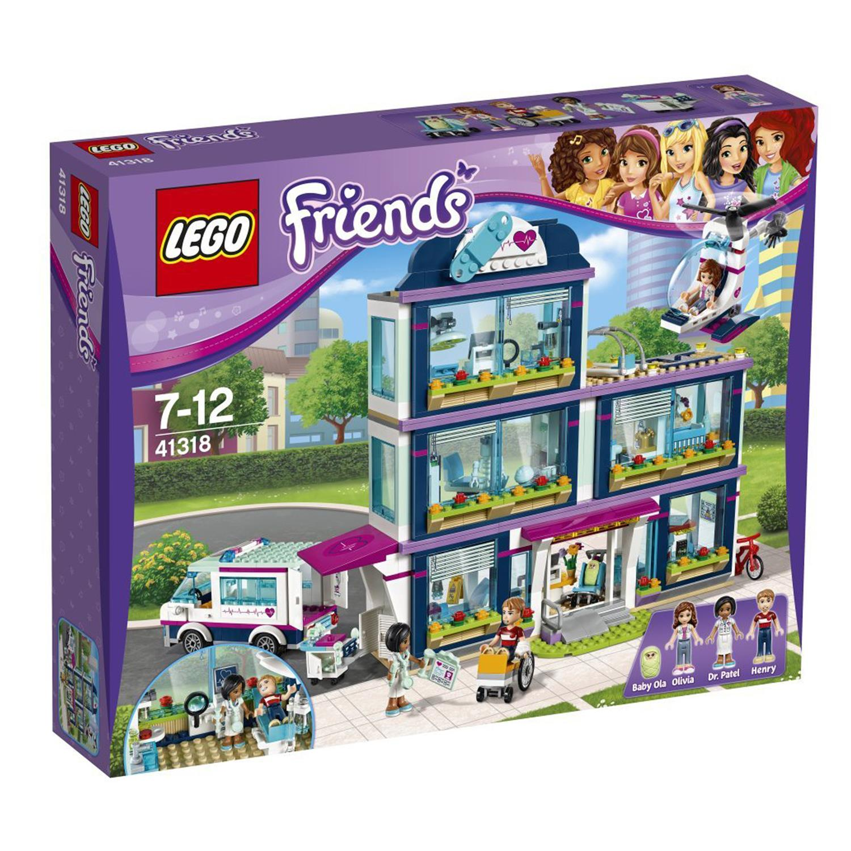 Lego 41318 Friends Heartlake Krankenhaus