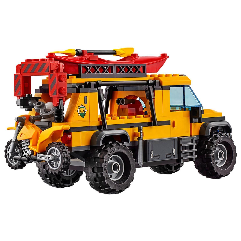 Lego 60161 City - Dschungel-Forschungsstation