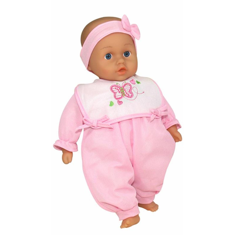 lissi 91866 lissi dolls sprechendes baby mit zubeh r. Black Bedroom Furniture Sets. Home Design Ideas