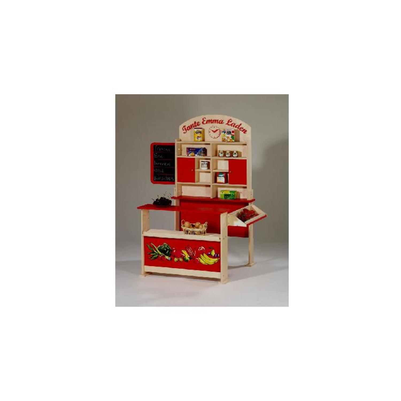 plaho 11004 tante emma kaufladen aus holz. Black Bedroom Furniture Sets. Home Design Ideas