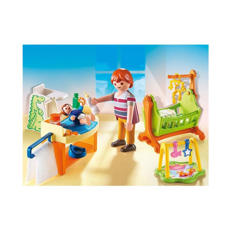 Buntes kinderzimmer playmobil spielzeug von playmobil for Kinderzimmer playmobil