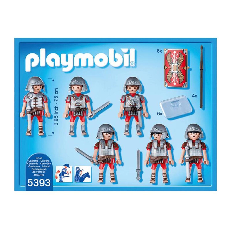 playmobil 5393 römerangriffstrupp