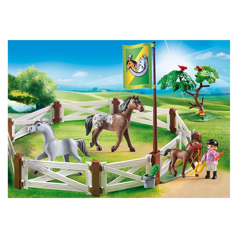 Playmobil 6931 Pferdekoppel