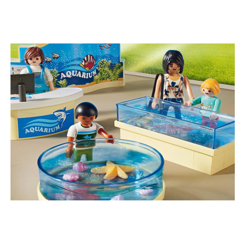 PLAYMOBIL 9061 Aquarium-Shop