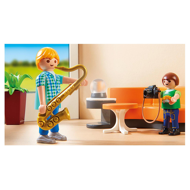 Playmobil 9267 wohnzimmer for Wohnzimmer 9267