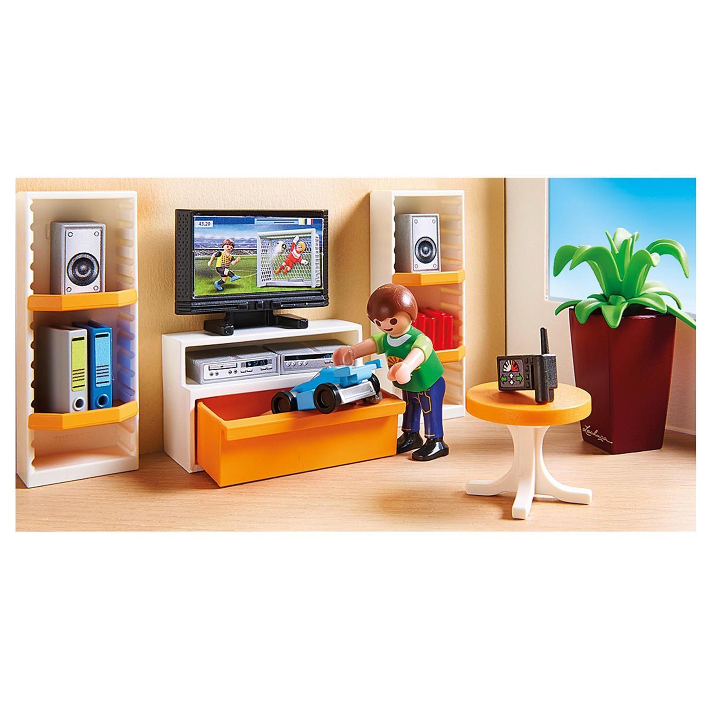 Playmobil 9267 wohnzimmer for Wohnzimmer playmobil