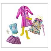 Mattel N8322 Sweet Garderobe, sortiert