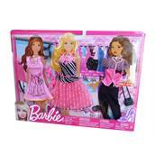 Mattel T4895 Barbie Weltstadtmoden Sortiert