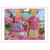Mattel X7862 Barbie & Ken Dating Fashion