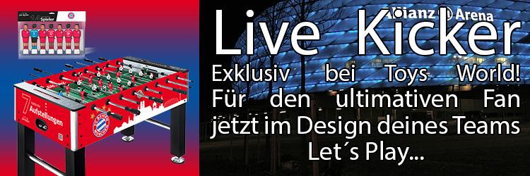 Live Kicker FC Bayern