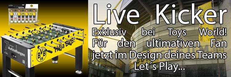 Live Kicker BVB Dortmund