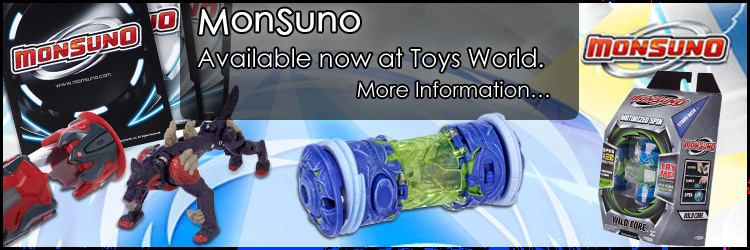Monsuno. Now available