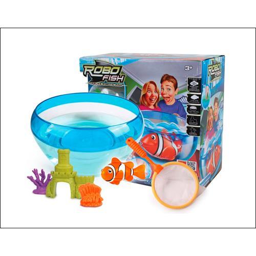 goliath 32544006 robo fish tropical play set