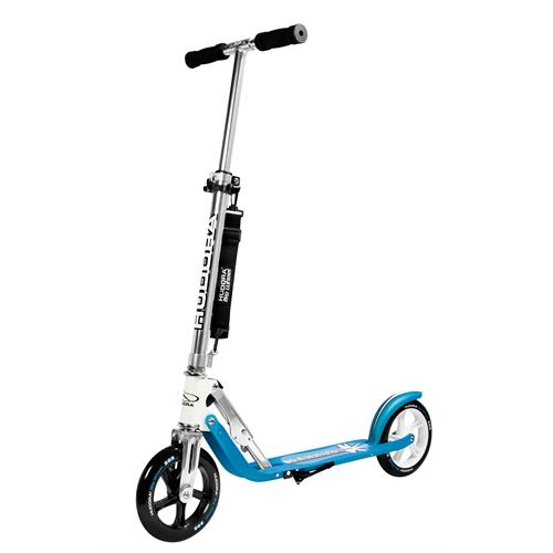 hudora 14709 big wheel scooter pc 205 light blue ebay. Black Bedroom Furniture Sets. Home Design Ideas
