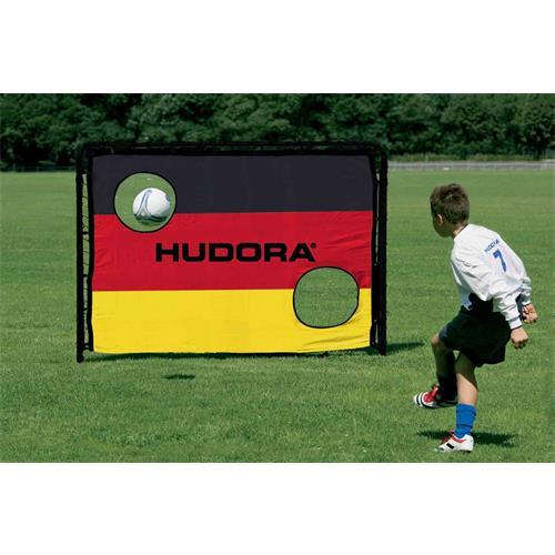 hudora 76999 fu balltor match d 213 x 152 cm ebay. Black Bedroom Furniture Sets. Home Design Ideas