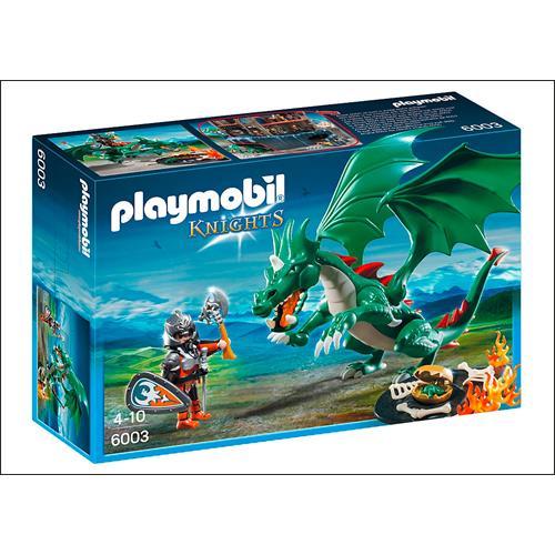 playmobil 6003 large dragon castle ebay. Black Bedroom Furniture Sets. Home Design Ideas