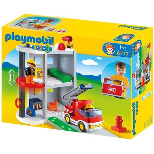 Playmobil Feuerwehrstation Sport Startseite Shopping