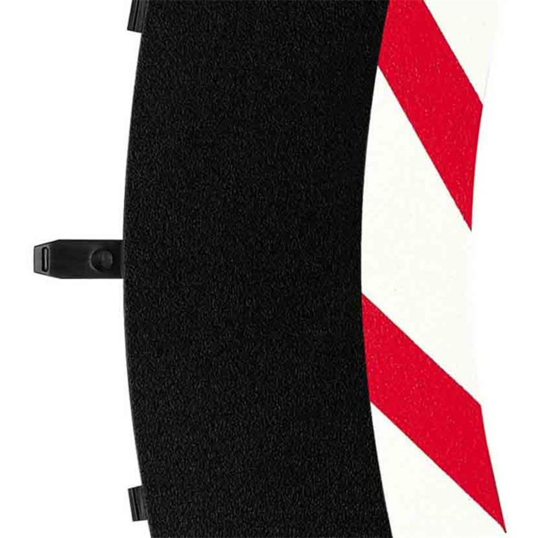 Passend zu Carrera Exclusiv//Evo//Digital 132 Leitplanken 3m weiß