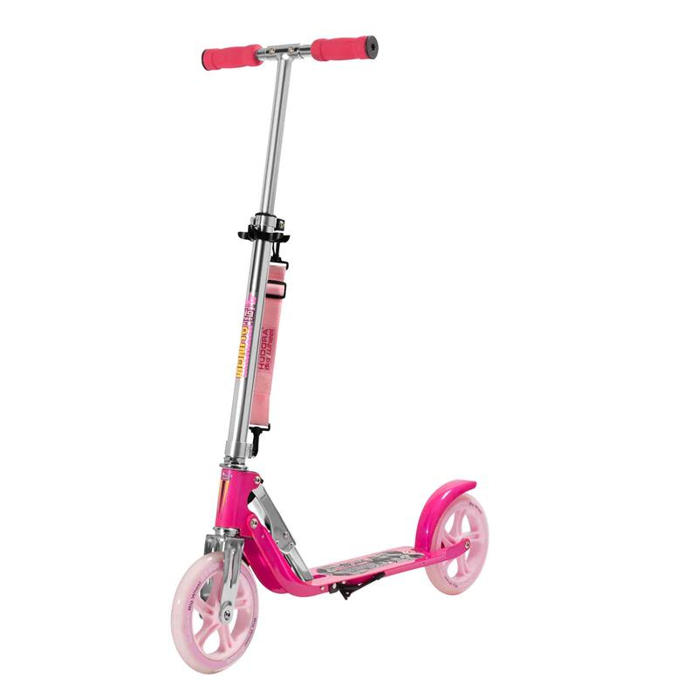 hudora 14687 big wheel scooter pink pc 205. Black Bedroom Furniture Sets. Home Design Ideas