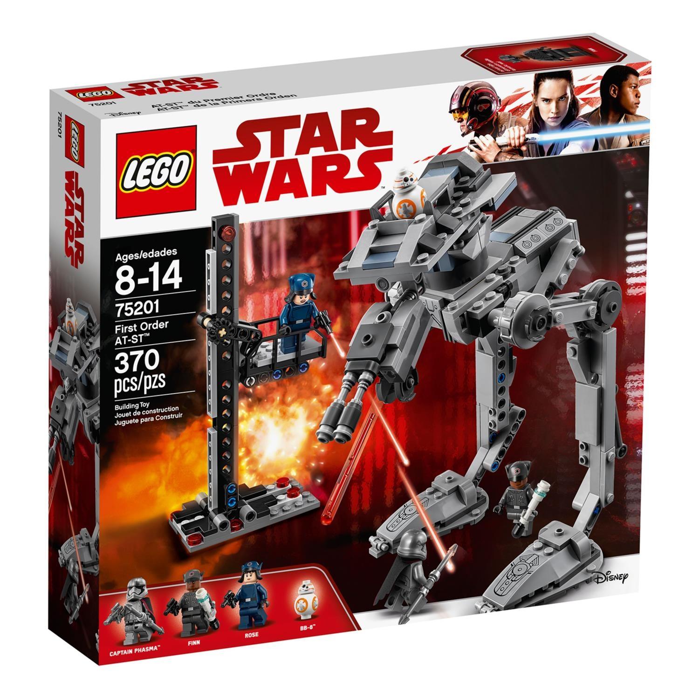 lego 75201 star wars first order at st. Black Bedroom Furniture Sets. Home Design Ideas