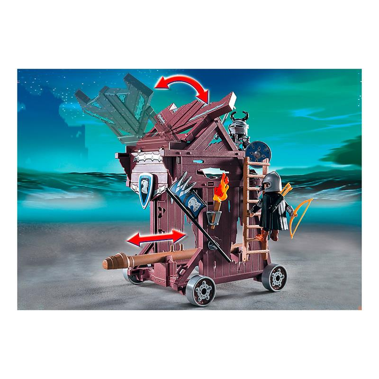 PLAYMOBIL Adlerritter-Angriffsturm 6628 Playmobil
