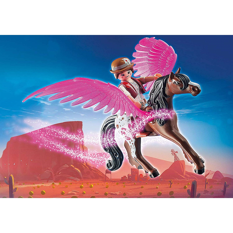 Pferd Mit Flügeln