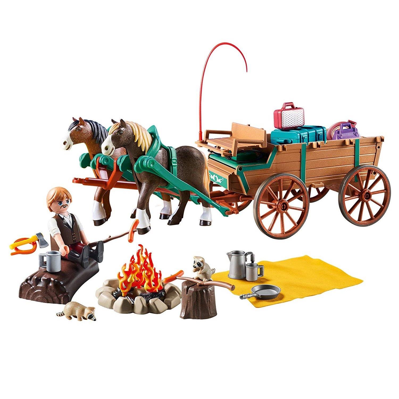 Playmobil 9477 jim mit kutsche - Playmobil kutsche ...
